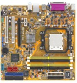 ASUS M2NPV MX Motherboard