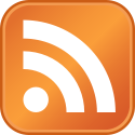 Large RSS feed icon