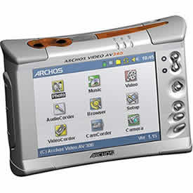 Archos Multimedia AV340