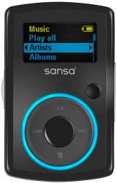 SanDisk Sansa Clip