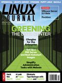 Linux Journal April 2008 issue 168