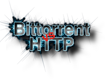 bittorrent vs http