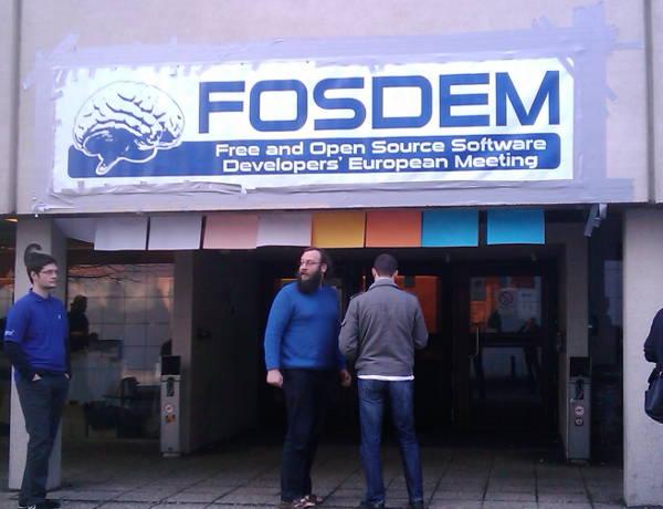 Fosdem Entry