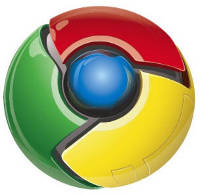 Google Chrome Ball