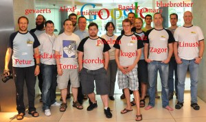 Rockbox team Devcon 2011