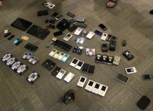 Many Rockbox devices