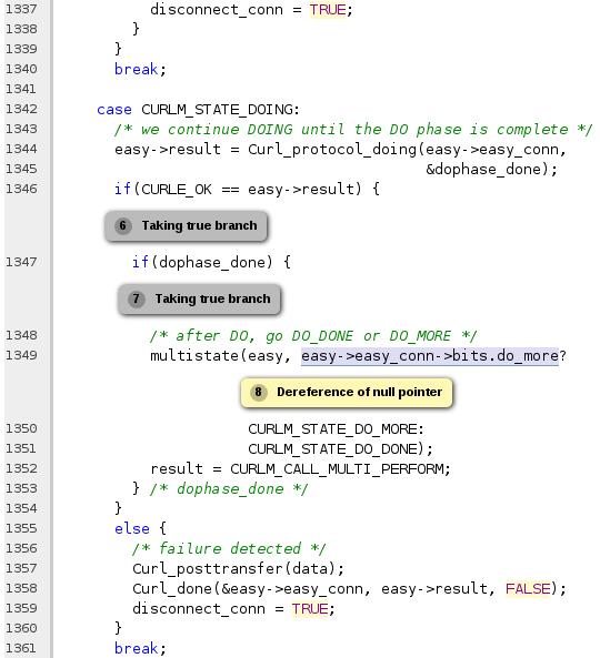 Three static code analyzers compared | daniel.haxx.se