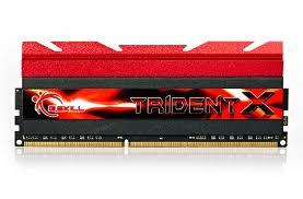 gskill TridentX ddr3
