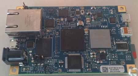 Parallella board