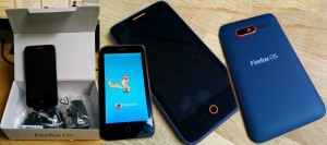 Flame - Firefox OS phone