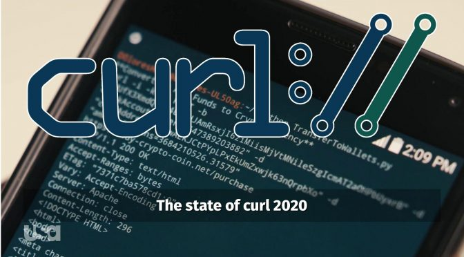 The state of curl 2020