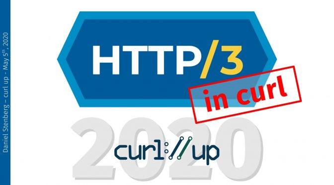 HTTP/3 in curl