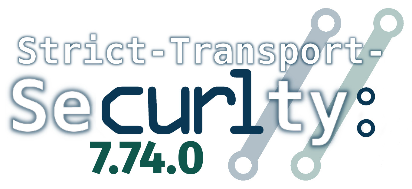 curl 7.74.0 with HSTS